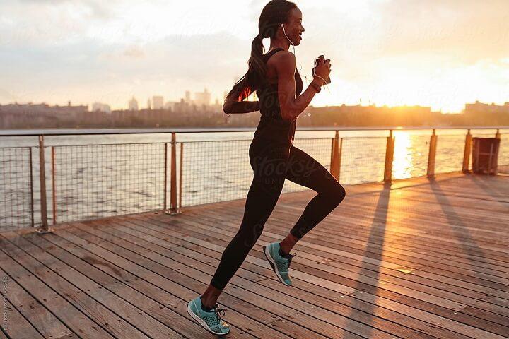 Chạy bộ bao nhiêu phút để giảm cân tốt nhất mỗi ngày