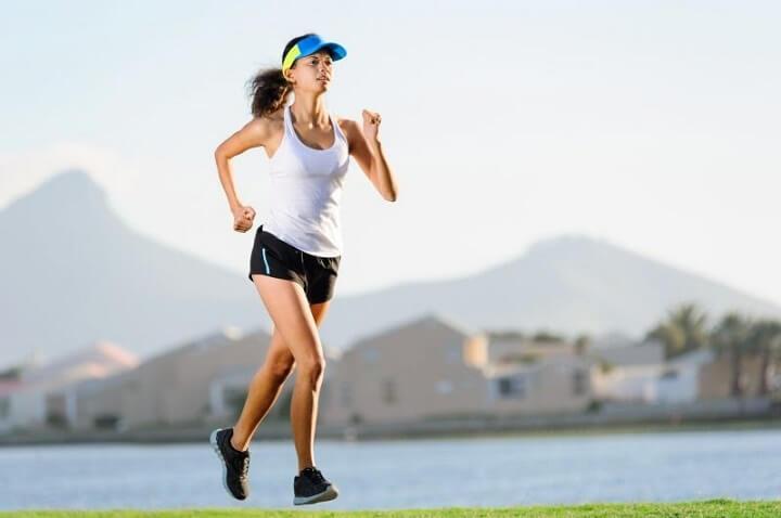 Buổi sáng là thời điểm lý tưởng cho bạn chạy bộ giảm cân