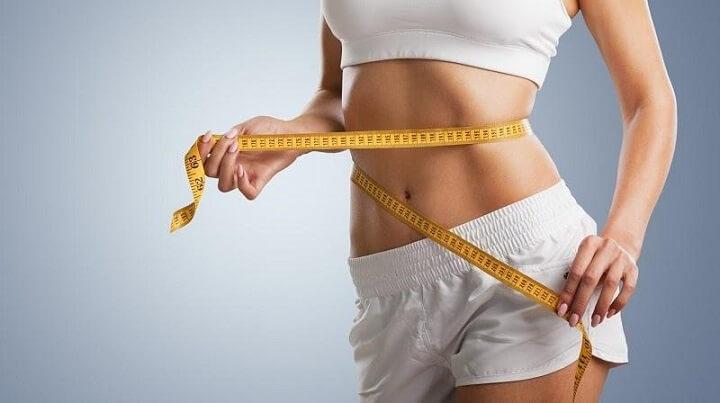 chạy bộ buổi sáng có tác dụng tiêu hao được lượng mỡ còn dư thừa, giúp lấy lại vóc dáng thon thả.