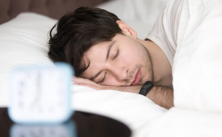 Có một giấc ngủ sâu nhờ chạy bộ mỗi ngày