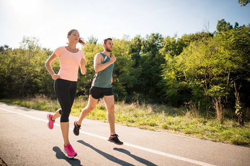 Chạy bộ có tác dụng gì cho nam giới? Tốt cho sinh lý không?
