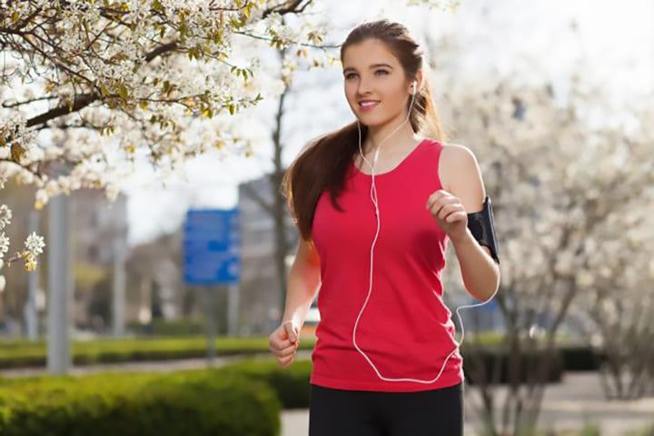 Chạy bộ có tác dụng gì cho nữ giới?