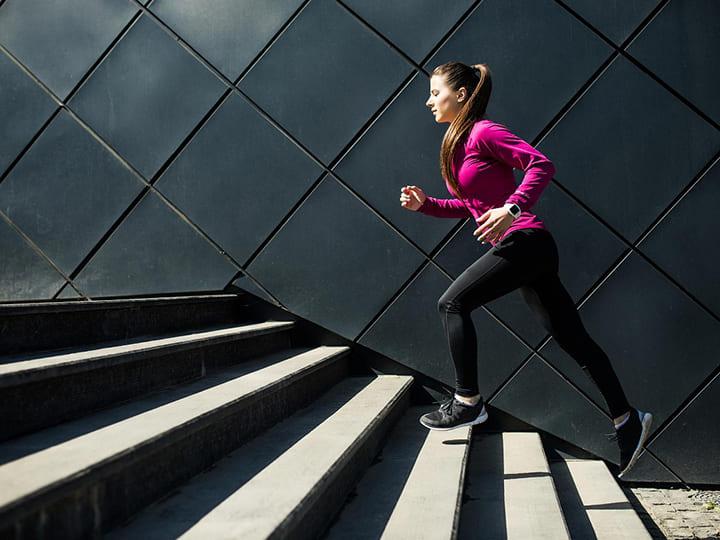 Chạy bộ giúp bạn thư giãn, giải tỏa căng thẳng hiệu quả