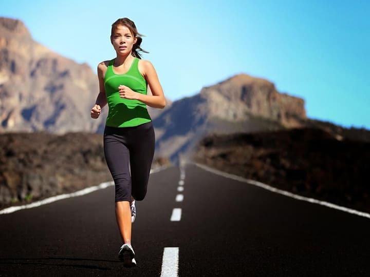 Chạy bộ buổi sáng giúp cở thể tổng hợp Vitamin D tốt hơn