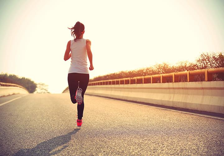 Chạy bộ giúp nâng cao sức khỏe toàn diện