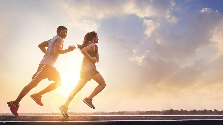 Nhiều người băn khoăn vấn đề chạy bộ to chân