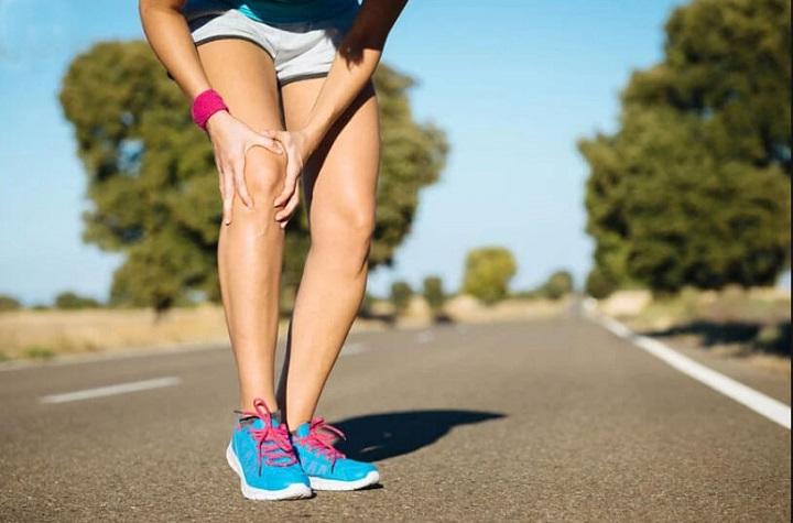 chạy bộ liên tục cường độ có thể gây chấn thương