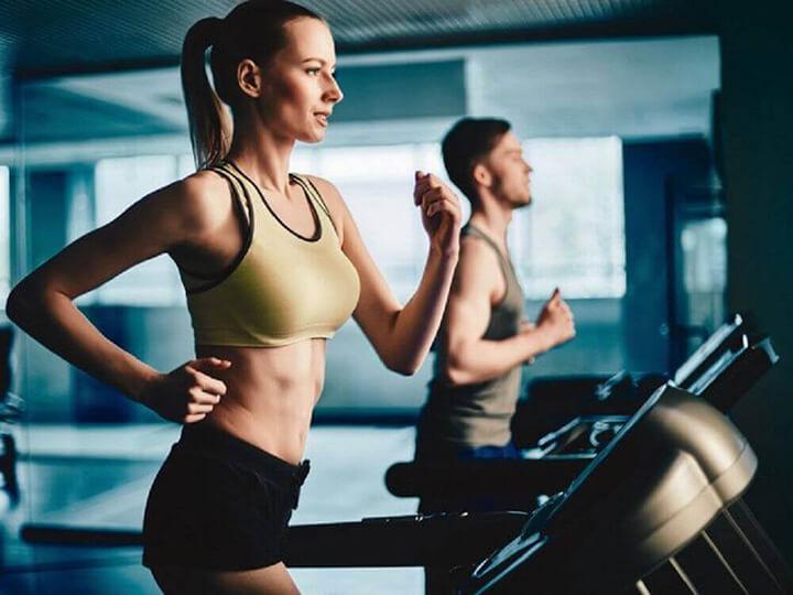 Chạy bộ sau khi tập gym thư giãn, đốt cháy mỡ thừa hiệu quả