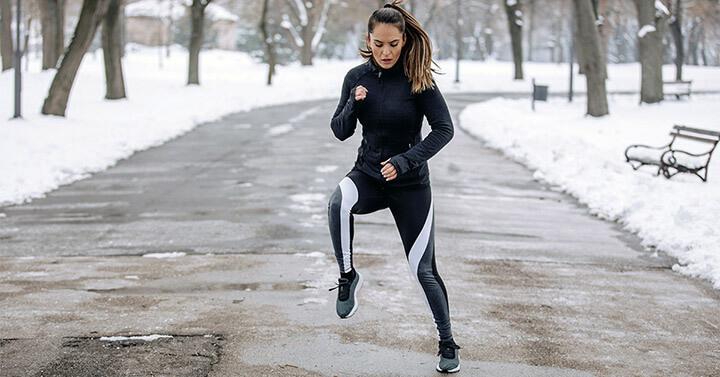 Chạy bộ giúp giảm cân, giảm mỡ bụng
