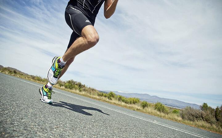 Chạy cự ly trung bình giúp đốt cháy calo hiệu quả
