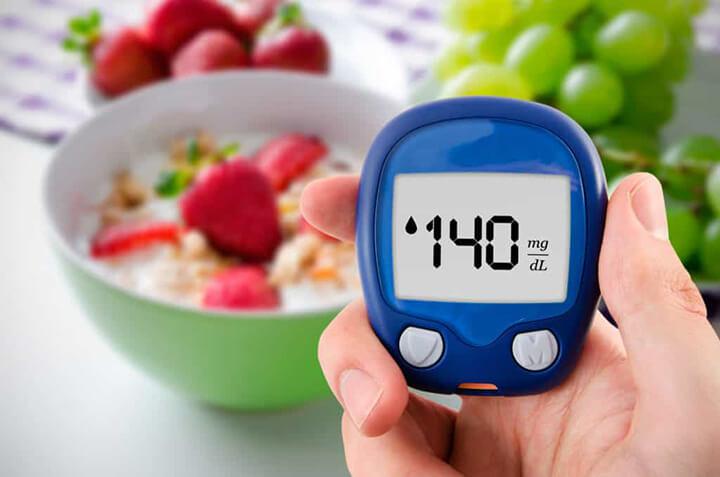 KETO giúp làm giảm nguy cơ mắc tiểu đường, biến chứng ở bệnh nhân đái tháo đường.