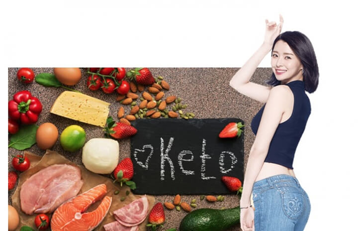Phương pháp giảm cân Keto được các chị em ưu tiên lựa chọn.