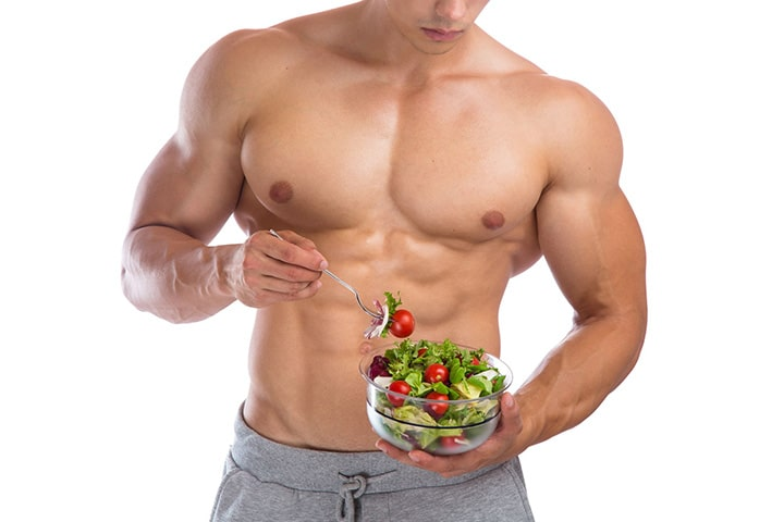 Có nên ăn sáng trước khi tập gym