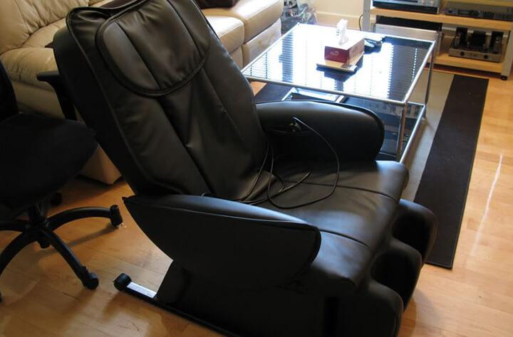 Chỉ nên mua ghế massage cũ phù hợp với nhu cầu của cá nhân.