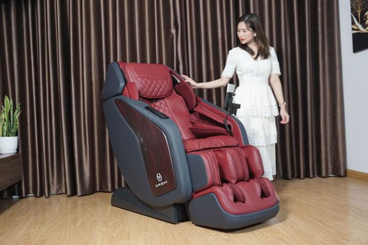 Ghế massage là sản phẩm chăm sóc sức khỏe thích hợp với nhiều đối tượng