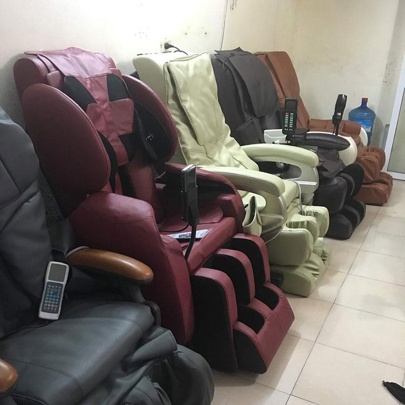Có nên mua ghế massage thanh lý?