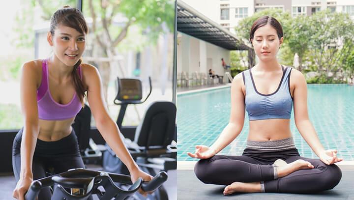 Con gái nên tập Gym hay Yoga cái nào tốt hơn?