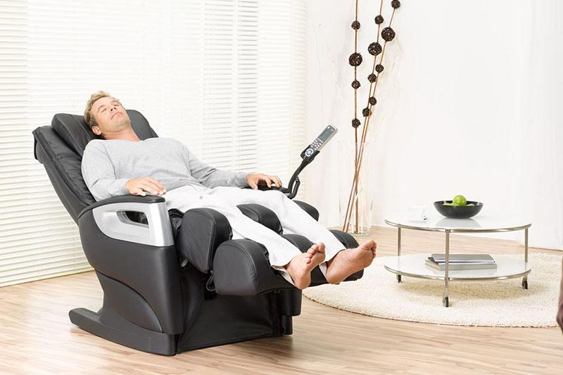 15 tác dụng của ghế massage toàn thân với sức khỏe tuyệt vời
