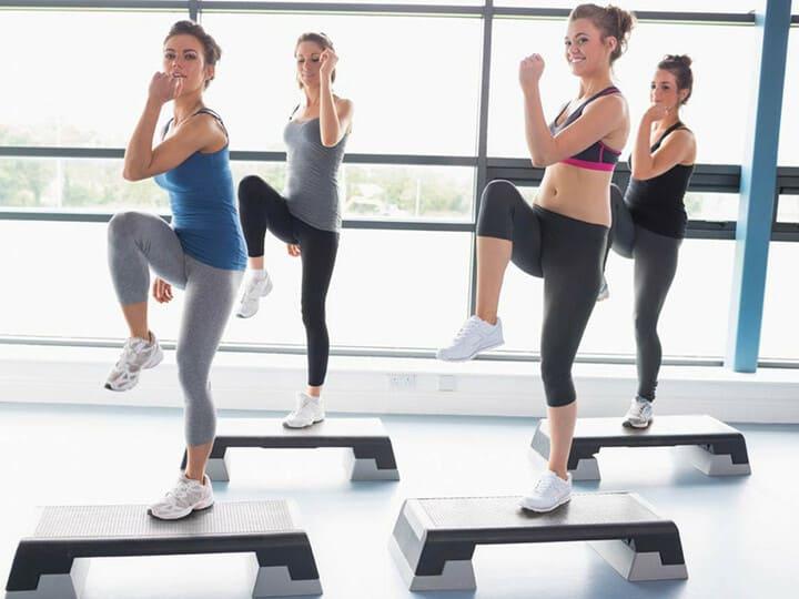 Tập Aerobic được coi là phương pháp rèn luyện sức khỏe toàn diện