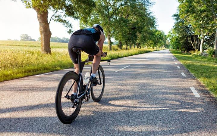 Đạp xe giúp tăng cường thể lực