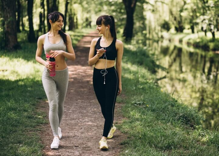 đi bộ có tác dụng gì với sức khỏe