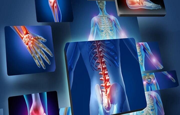 Cơ xương khớp được hoạt động thường xuyên sẽ trở nên chắc khỏe hơn