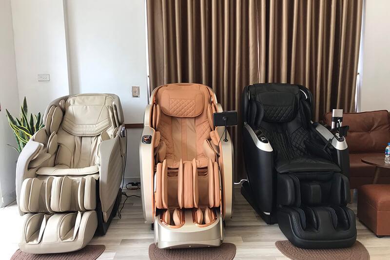 Địa chỉ bán ghế massage toàn thân uy tín tại Quận Hà Đông