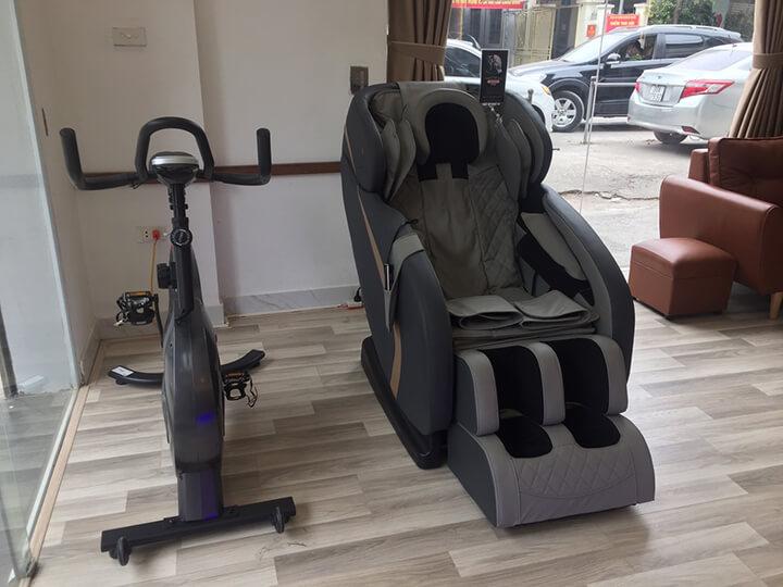 Oreni Đống Đa với các sản phẩm ghế massage, máy chạy bộ chất lượng hàng đầu.