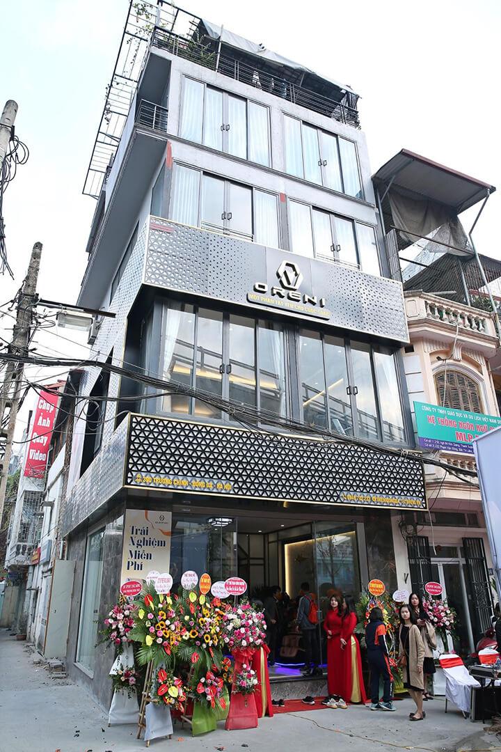 Oreni Đống Đa - địa chỉ bán ghế massage chính hãng, giá tốt nhất tại Hà Nội.