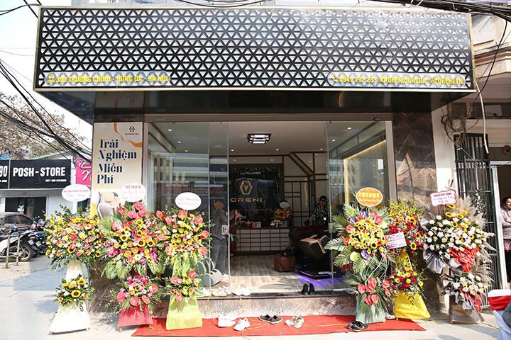 Oreni Đống Đa - Địa chỉ bán ghế massage uy tín, chất lượng tại Hà Nội.