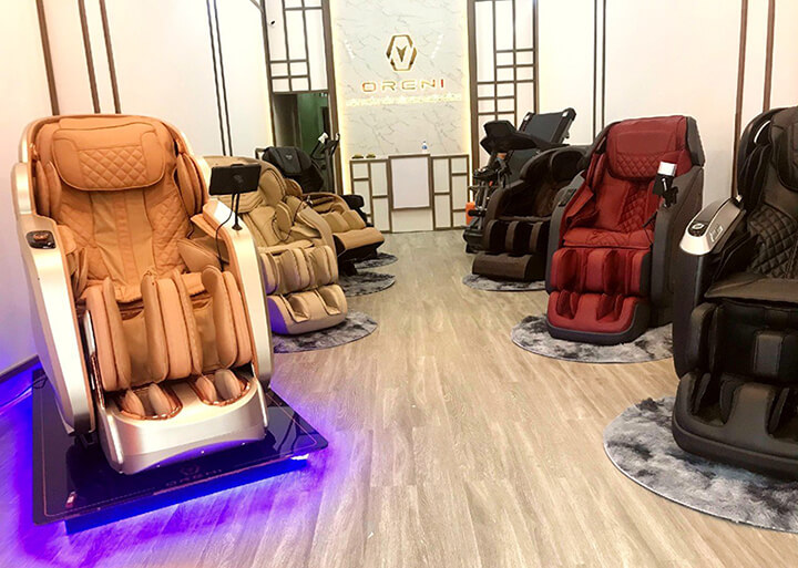 Ghế massage Oreni Hoài Đức luôn là địa chỉ tin cậy cho những ai muốn sở hữu sản phẩm chăm sóc sức khỏe chất lượng cao