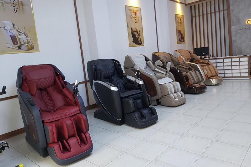 Địa chỉ bán ghế massage uy tín tại Nam Định bạn nên mua