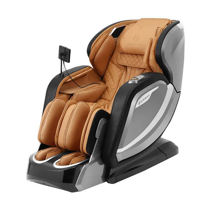 Ghế massage Oreni OR-520 có hệ thống túi khi phong phú, trải đều toàn thân