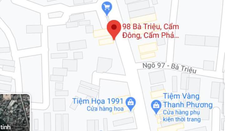Địa chỉ Showroom Oreni Cẩm Phả