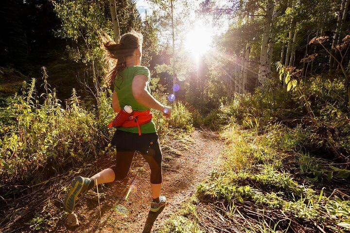 địa hình chạy bộ ảnh hưởng lớn tới nhịp thở khi chạy