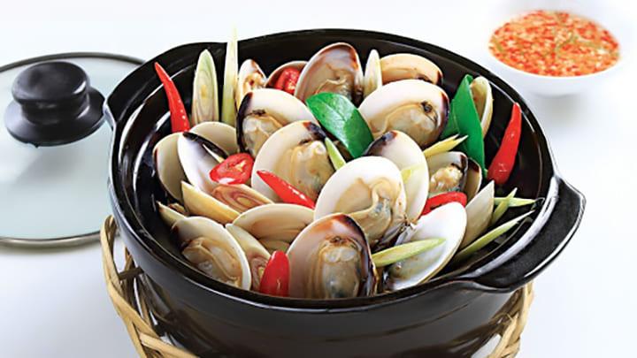 Đu đủ nấu nghêu là món ăn hấp dẫn, cung cấp dinh dưỡng tốt cho cơ thể