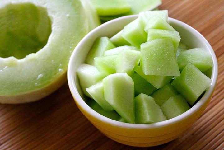 Dưa bở chứa lượng calo thấp, ăn nhiều mà không lo tăng cân