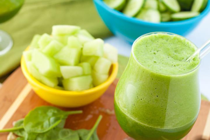 Sinh tố dưa bở thơm ngon tốt cho sức khỏe
