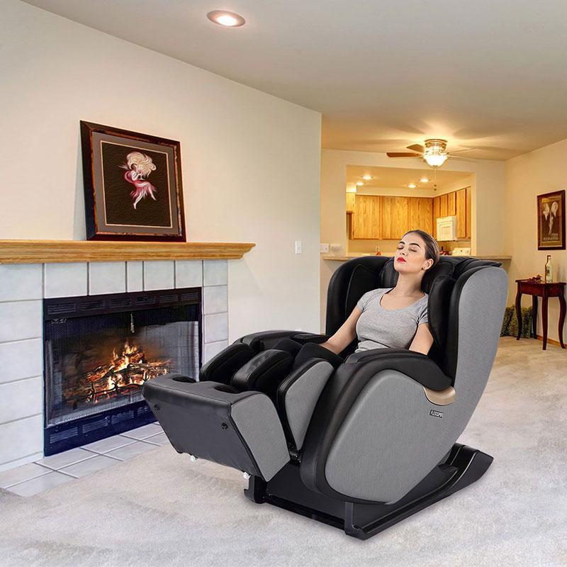 Dùng ghế massage đúng cách