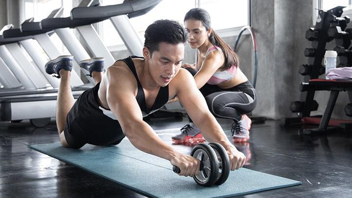 Fitness cần đến sức bền cơ bắp.