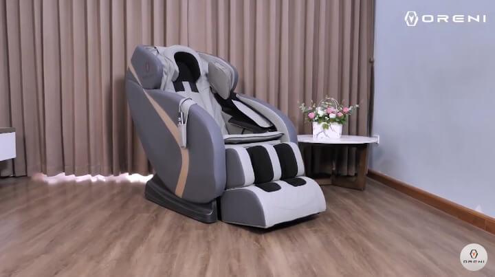 Ghế massage OR-150 phù hợp với tất cả khách hàng có nhu cầu về massage thư giãn.