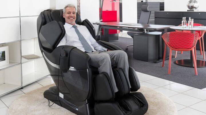 Ghế massage 2D là loại cổ xưa nhất, ra đời đầu tiên.
