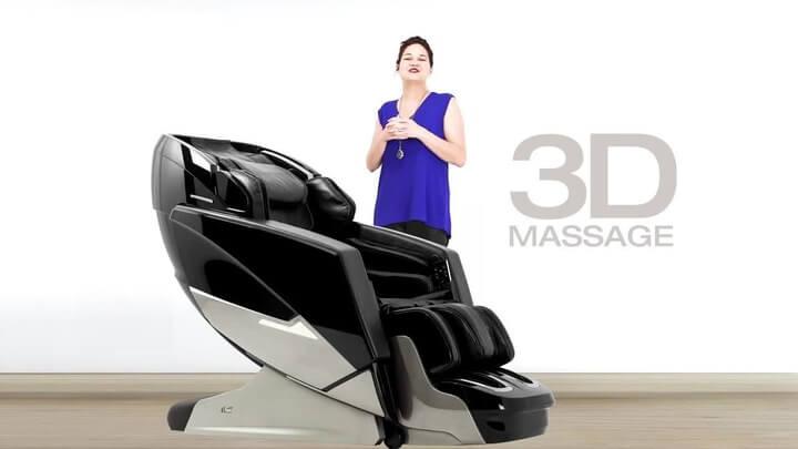 Công nghệ 3D ra đời là bước tiến từ 2D với khả năng xoay 3 chiều của con lăn