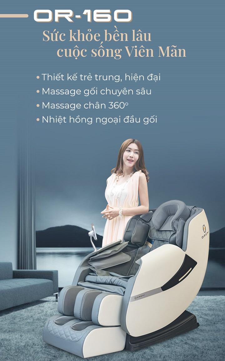 Phân khúc ghế massage giá rẻ được đông đảo mọi người ưa chuộng