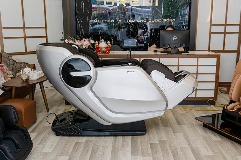 Ghế massage Oreni hiện nay đang có các dòng sản phẩm gì?