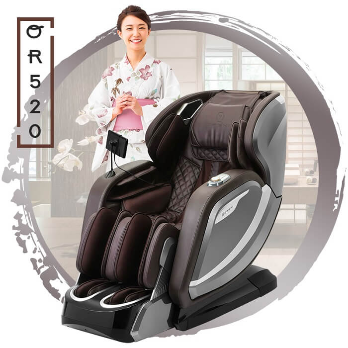 Ghế massage Oreni OR-520