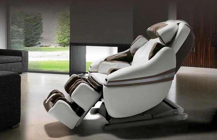 Ghế massage toàn thân là thiết bị chăm sóc sức khỏe cần thiết cho mọi người