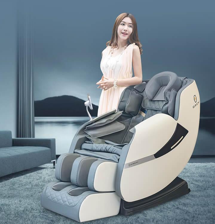Giá bán ghế massagetoàn thân Oreni OR-160 phù hợp với nhiều đối tượng khách hàng muốn mua ghế massage giá rẻ