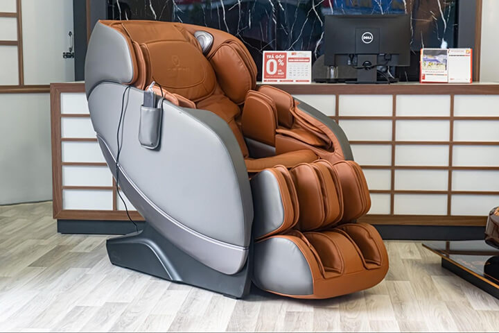 Ghế massage toàn thân OR-180 là sản phẩm được nhiều khách hàng tìm kiếm của Oreni