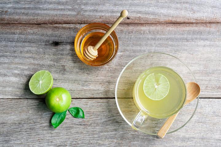 Chanh và mật ong đều có tác dụng giảm mỡ béo rất tốt